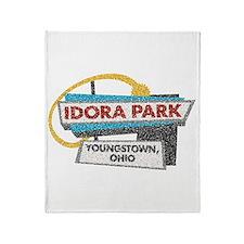 Idora SIGN #1 Throw Blanket