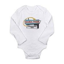 Idora SIGN #1 Long Sleeve Infant Bodysuit