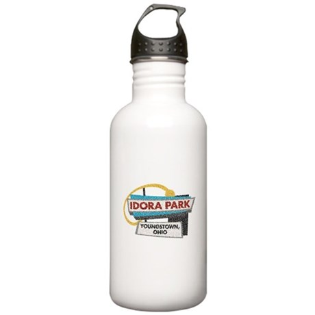 Idora Park Sign Stainless Water Bottle 1.0L
