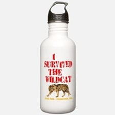 I Survived the Wildcat Water Bottle