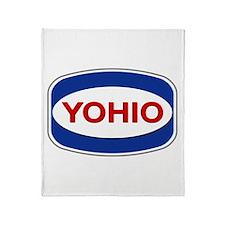 YOHIO Throw Blanket