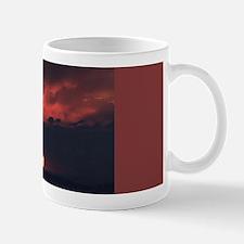 Burning at Dawn- Mug