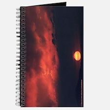 Burning at Dawn- Journal