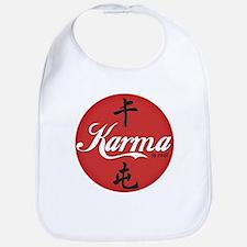 Karma Circle Bib