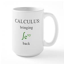 Calculus Ceramic Mugs