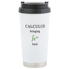Calculus Travel Mug