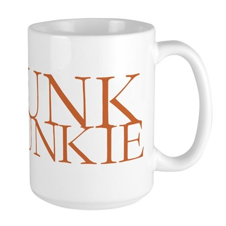 Junk Junkie Large Mug
