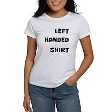 Left Handed Shirt Tee