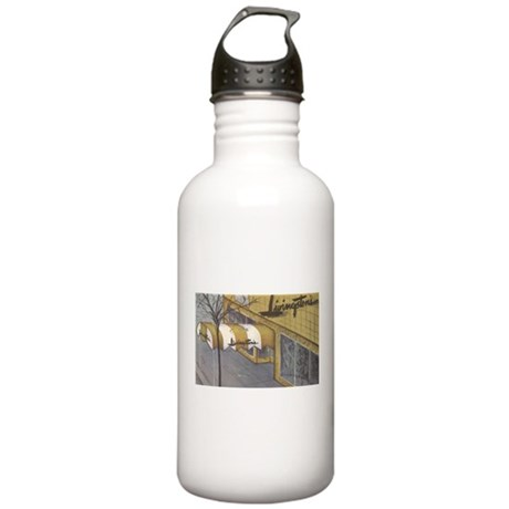 Department stores! Stainless Water Bottle 1.0L
