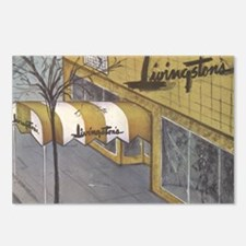 Department stores! Postcards (Package of 8)