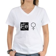 Iron Woman Symbol Shirt