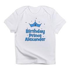 1st Birthday Prince ALEXANDER Infant T-Shirt