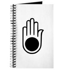 Jainism hand Journal
