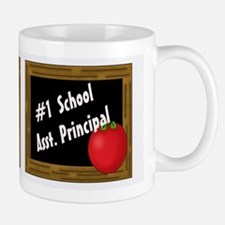 #1 Asst. Principal Mugs