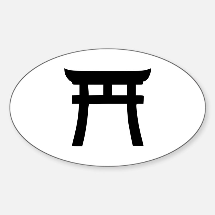 Shinto Decal