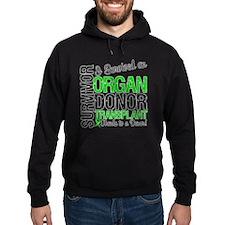 I Survived Organ Transplant Hoodie