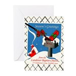 Official LBC 2010 Xmas Greeting Cards (Pk of 10)