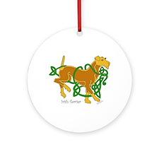 Celtic Irish Terrier Ornament
