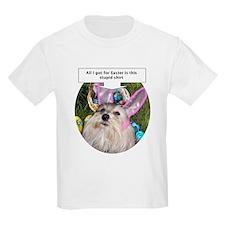 All I got for Easter... Kids T-Shirt