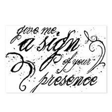 Paranormal Presence Postcards (Package of 8)