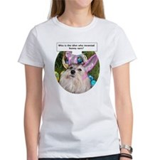 Who invented bunny ears? Tee