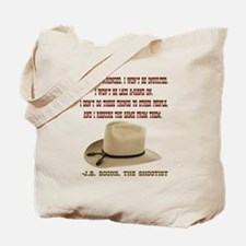 The Shootists Creed Tote Bag