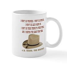 The Shootists Creed Mug