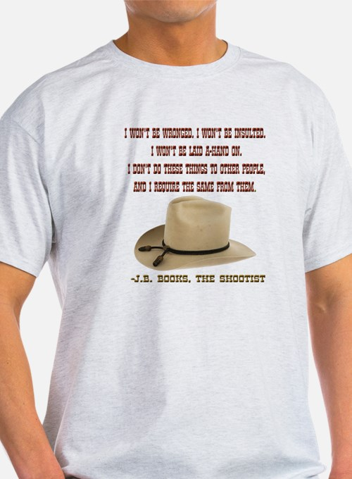 The Shootists Creed T-Shirt