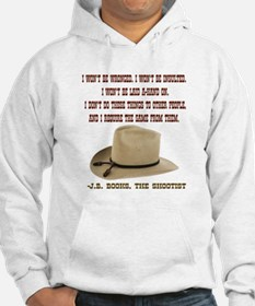 The Shootists Creed Hoodie