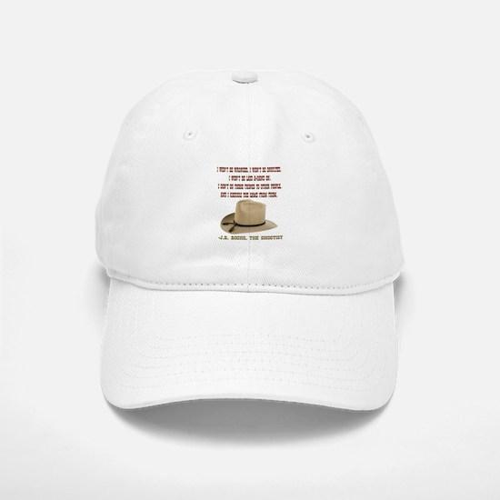 The Shootists Creed Baseball Baseball Cap