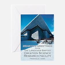 Creation Facility Greeting Card