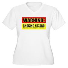 BJJ Choking Hazard T-Shirt