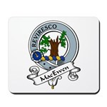 MacEwen Clan Badge Mousepad
