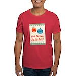 Grab Christmas By the Balls! ~ Dark T-Shirt