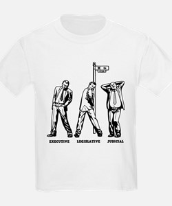 3 Bitches of Government T-Shirt