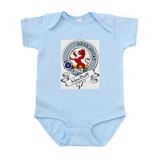 MacDuff Clan Badge Infant Creeper