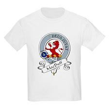 MacDuff Clan Badge Kids T-Shirt