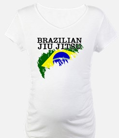 Brazilian Jiu Jitsu flag Shirt