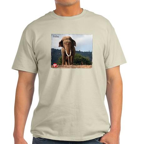 Sabu Adult Clothing Light T-Shirt
