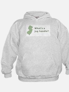 NJ - What's a Jughandle Hoodie