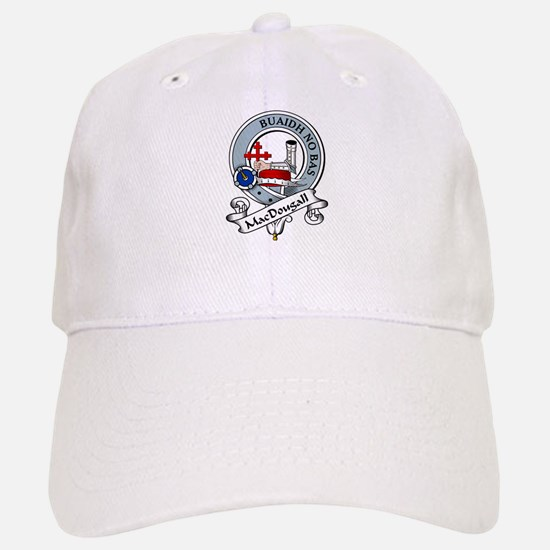 MacDougall Clan Badge Baseball Baseball Cap