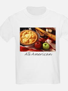 Unique American as apple pie T-Shirt