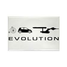 Trek Evolution Rectangle Magnet