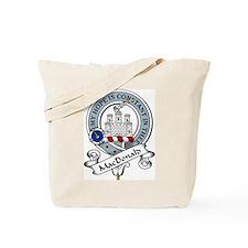 MacDonald Clan Badge Tote Bag