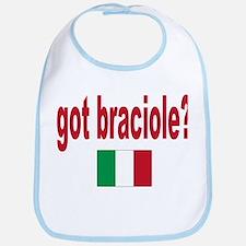 got braciole? Bib