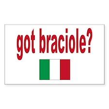 got braciole? Decal