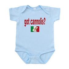 got cannolis Infant Bodysuit