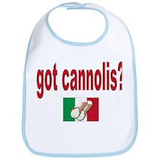 got cannolis Bib