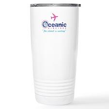 Oceanic Airlines Travel Mug