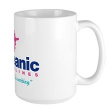Oceanic Airlines Large Mug